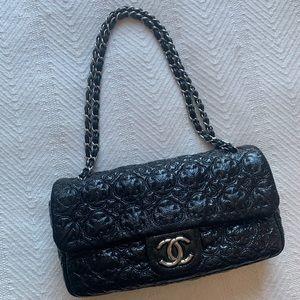 Chanel Rock in Moscow Medium Flap Bag